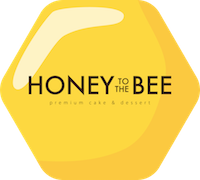 Logo Honey to the Bee small